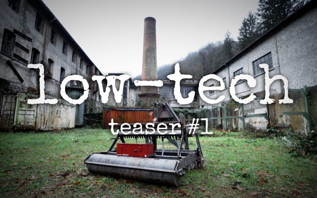 Low-tech : le premier teaser du film